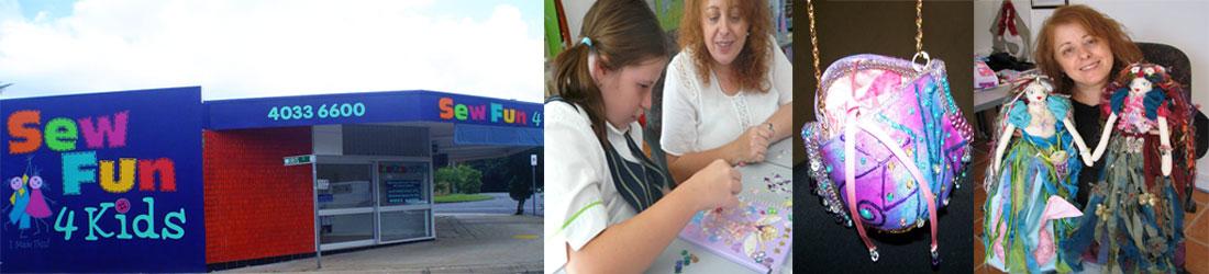 Sew Fun 4 Kids